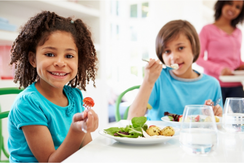 6 Ways to Encourage Your Child to Develop Healthy Eating Habits
