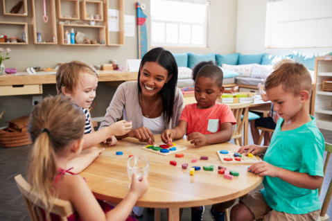 Teaching a Preschooler to Share: 5 Tips