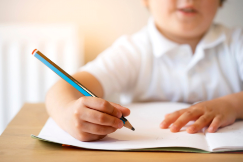 Introducing: The Stages of a Child's Writing Skills