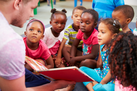 Storytelling: How to Attract & Keep a Child's Attention