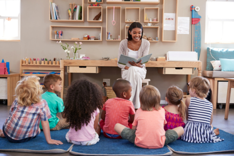 Children's Building and Developing Vocabulary