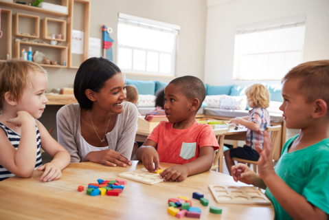 What Children Learn During Playtime