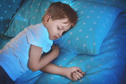 How Long a Child Should Sleep in a Day